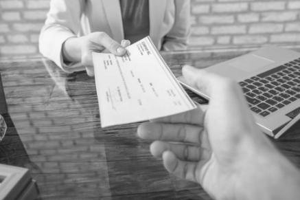 Compensação de Cheque com a Flexdoc