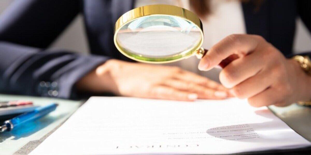 Como realizar a Validação de Documentos?